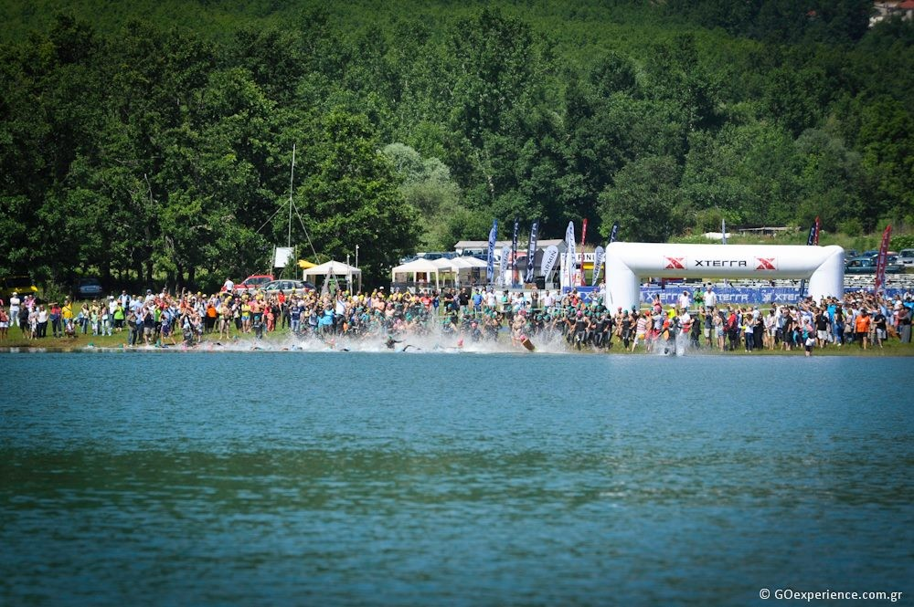Xterra Start Greece