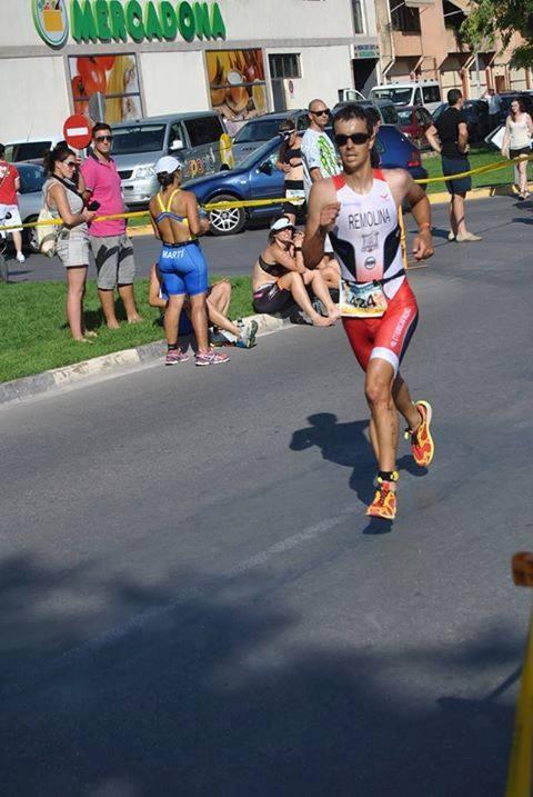 Ferran running